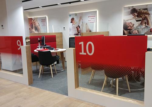 Reforma oficina bancaria valencia cocoplan software for Santander oficinas valencia